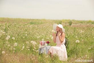 A Tea Party Fit for a Bride