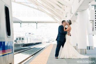 A Venue with History, and A Marriage Brand new