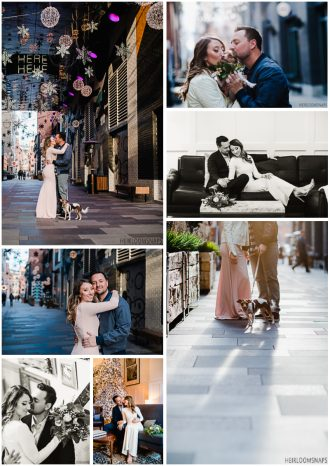 Timeless Engagement at The Oxford Hotel and Denver's Dairy Block