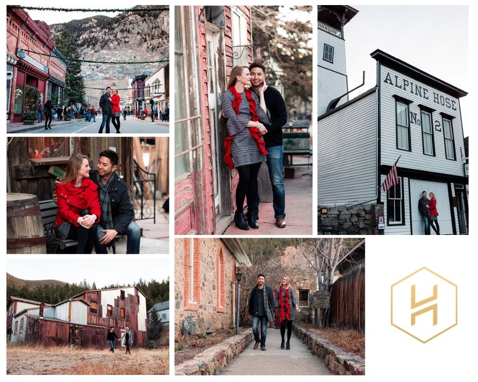Seven Mountain Engagement Locations Near Denver
