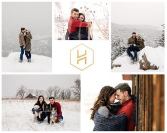 Seven Mountain Engagement Locations Near Denver
