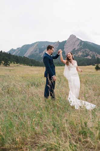 Elegant Boulder Wedding | St. Julien