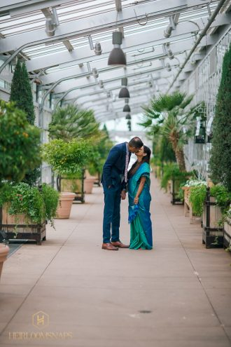 Family Session at Denver's Botanical Gardens