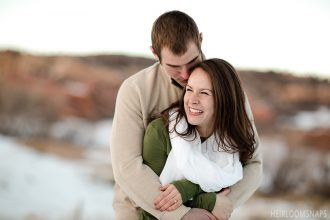 Winter Engagement Highlight Video| Ken Caryl, Colorado